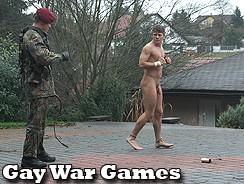 Homeless Day Gaywargames from Gay War Games