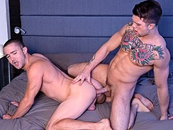 Colt Rivers N Sebastian Kross from Falcon Studios