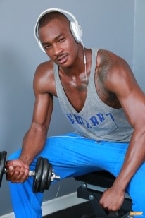 Gym Partners from Next Door Ebony