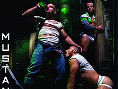 Green Door Samuel Colt Alessi from Falcon Studios