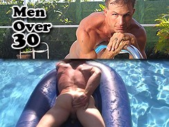 Troy Halston Pool Of Sperm from Men Over 30