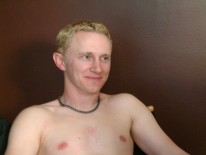 new gay blow job auditions josh 4 4428 12 nasty house call sex. this gorgeous gal is lying in bed, covered with ...
