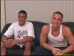 Gay Porn - Mateaus And Vinny from Broke Straight Boys