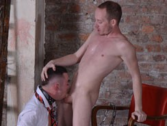 Giving The Obedient Boy What from Boynapped