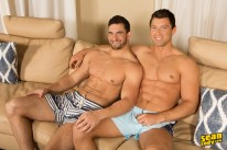 Joey And Shaw Bareback from Sean Cody