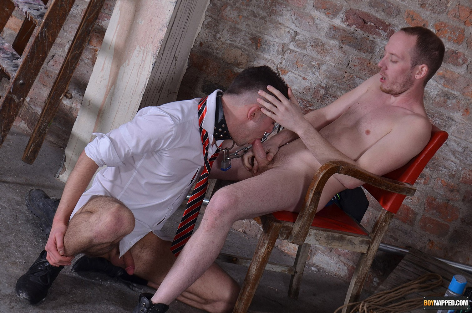 boynapped ... Giving The Obedient Boy from Boynapped ...