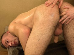 Oleg Makarov Massage from William Higgins