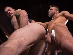 Two Dick Minimum from Raging Stallion