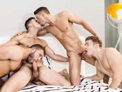 Secret Affair Part 3 from Men.com