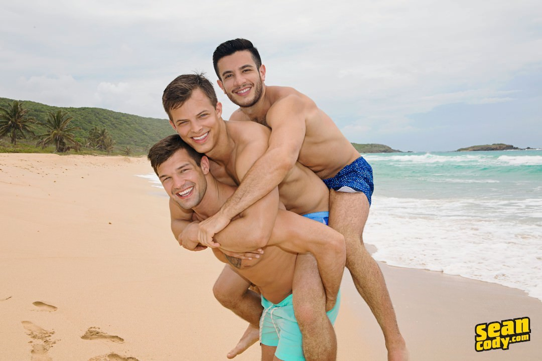 Sean Cody Puerto Rico Day 1 Gay Movie