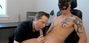 Office Suck 6 - Marc from Maskurbate