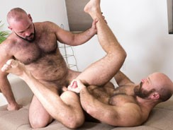 Nixon Steele And Marco Bolt from Hairy And Raw