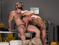 Gun Show Part 4 from Raging Stallion