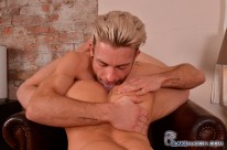 Ripped Hunks Cum Hard from Blake Mason