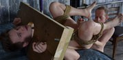 Fucked Hard In The Stocks! from Boynapped