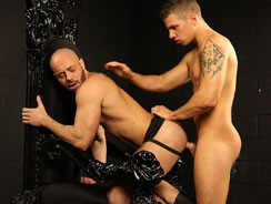 Paul Walker And Bruno Fox from Uk Naked Men