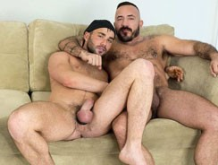 Alessio Romero And Alex Mason from Bear Films