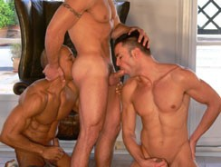 Action! Part 1 from Raging Stallion