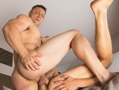 Dougie And Lane Bareback from Sean Cody