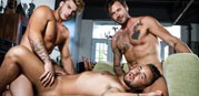 The Guys Next Door Part 4 from Men.com