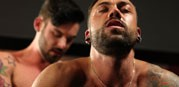 Sergi Rodriquez And Adam Wats from Uk Naked Men
