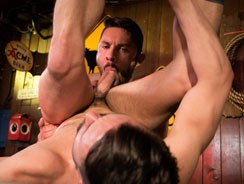 Trapped Part 2 from Raging Stallion