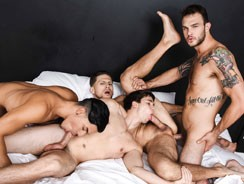 Fuck Me Silly Part 3 from Men.com