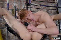 A Stiff Dick For His Hot Hole from Boynapped