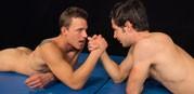 Adam Vs Hugo Wrestling from William Higgins