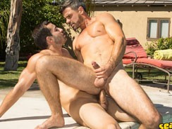 Randy And Daniel Bareback from Sean Cody