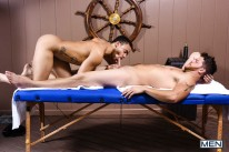 Couples Massage Part 2 from Men.com