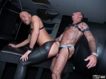 Ray Dalton And Parker Logan from Hairy And Raw