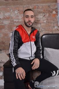 Meet Sexy Spanish Guy Rafa from Blake Mason