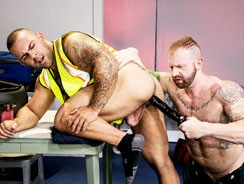 Tsa Checkpoint Part 3 from Raging Stallion