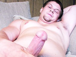 Muscle Boy Wolfe Has A New Lo from Straight Naked Thugs
