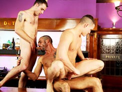 Tate, Isaac And Fraser from Uk Naked Men