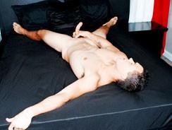 Sergio Valen Shows Off from Broke Straight Boys
