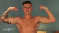 Jack Ashton's Big Uncut Cock from English Lads