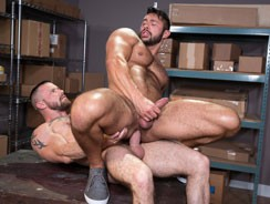 24 Hour Boner Part 4 from Raging Stallion