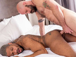 home - Anthony Grey And Michey from Bear Films