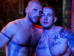 Harley And Aitor from Uk Naked Men
