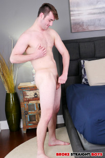 New Guy Michael Boston Jerks from Broke Straight Boys