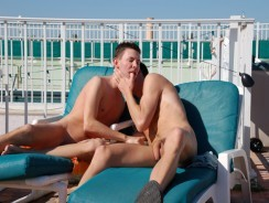 Hotel 3way Sex from Gay Sex Resort