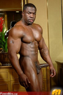 Chuck Basher from Power Men