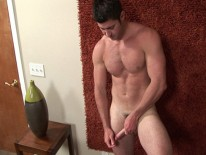 Berke Jerks Off from Sean Cody