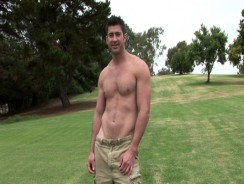 gay sex - Berke Jerks Off from Sean Cody