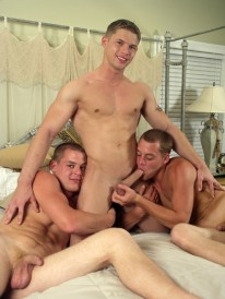 Military Orgy from Active Duty