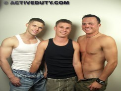 Gay Porn - Below Deck from Active Duty