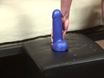 Nicolas Dildo Show from Sean Cody