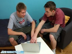 gay sex - Jeremiah And Michael from Jizz Addiction